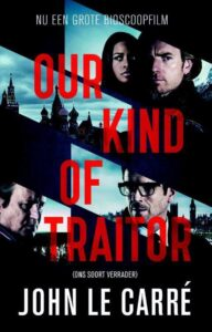 Our Kind Of Traitor boekcover
