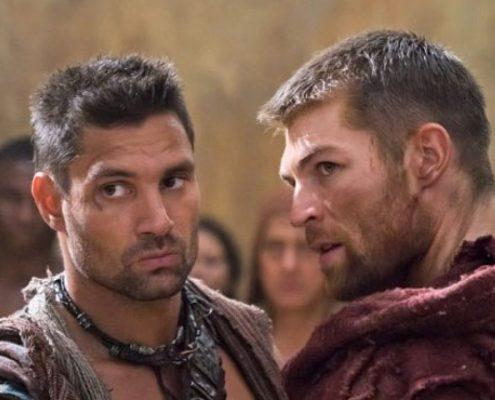 Spartacus seizoen 3