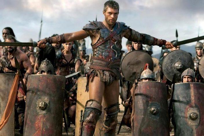 Spartacus seizoen 4